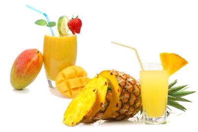 Jus-ananas-mango